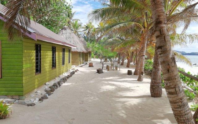Отель Gold Coast Inn Фиджи, Матаялеву - отзывы, цены и фото номеров - забронировать отель Gold Coast Inn онлайн вид на фасад