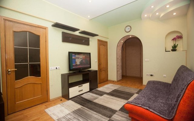 Гостиница Design Suites Novoslobodskaya комната для гостей