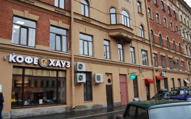 Гостиница На канале Грибоедова 50 в Санкт-Петербурге - забронировать гостиницу На канале Грибоедова 50, цены и фото номеров Санкт-Петербург вид на фасад