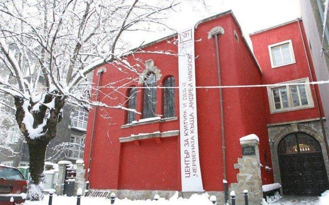 Отель Red Bed & Breakfast Болгария, София - отзывы, цены и фото номеров - забронировать отель Red Bed & Breakfast онлайн вид на фасад