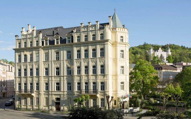 Hotel Pavlov вид на фасад