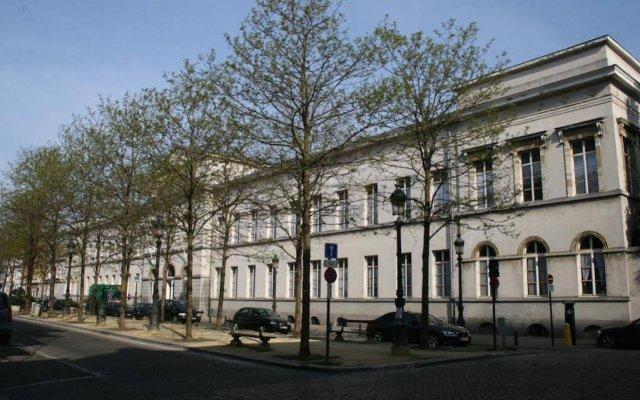 Отель Grand Hospice Бельгия, Брюссель - отзывы, цены и фото номеров - забронировать отель Grand Hospice онлайн вид на фасад