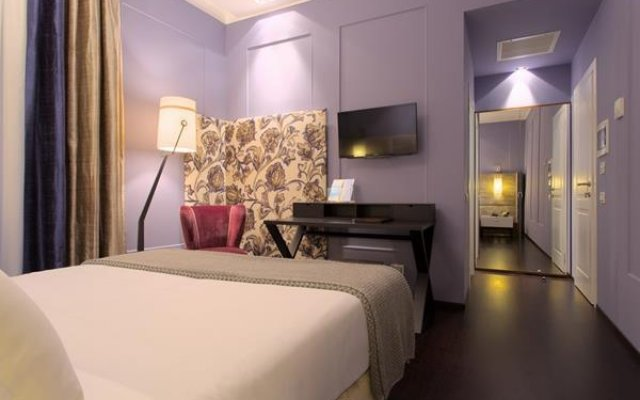 Hotel Stendhal Luxury Suites Dependance комната для гостей