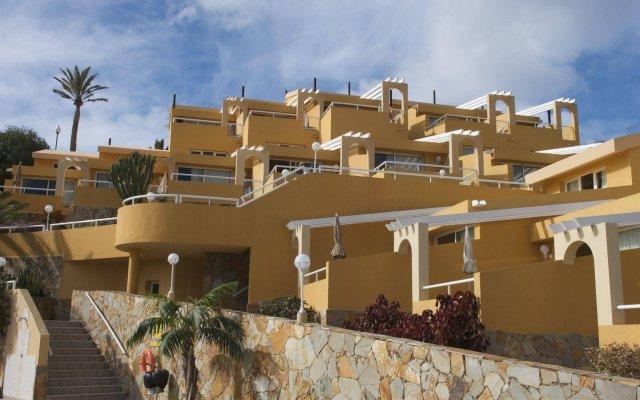 Апартаменты Punta Marina Apartment вид на фасад