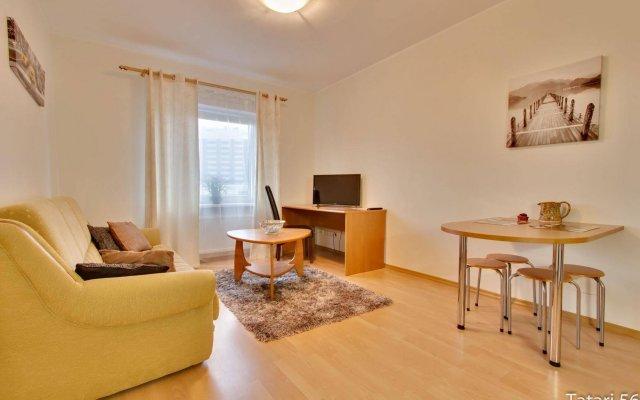 Апартаменты Daily Apartments Tatari Таллин комната для гостей
