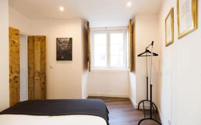 Отель Ola Lisbon - Castelo III комната для гостей