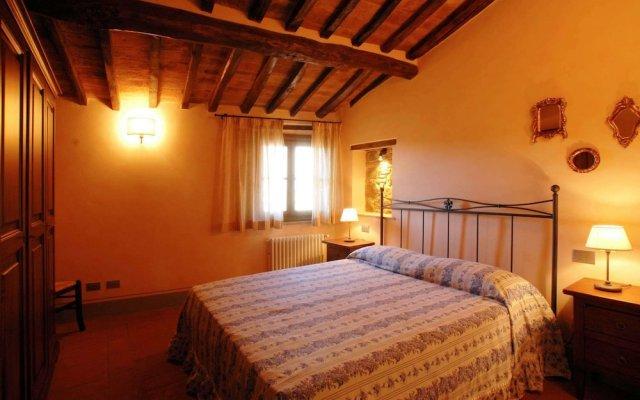 Отель Tognazzi Casa Vacanze - La Viola Италия, Сан-Джиминьяно - отзывы, цены и фото номеров - забронировать отель Tognazzi Casa Vacanze - La Viola онлайн комната для гостей