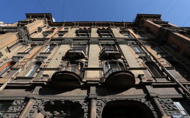 Гостиница Sun Clarita вид на фасад