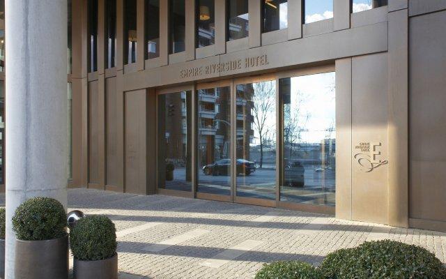 Отель Empire Riverside Hotel Германия, Гамбург - отзывы, цены и фото номеров - забронировать отель Empire Riverside Hotel онлайн вид на фасад