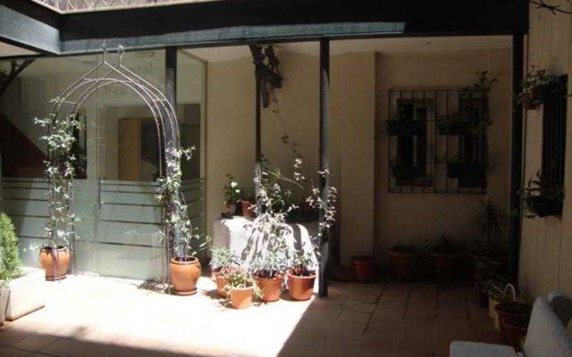 Отель Hostal San Blas вид на фасад