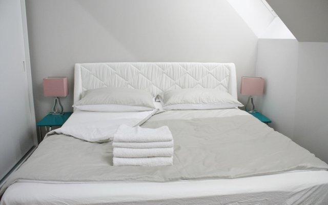 Отель GoVienna Penthouse Apartment Австрия, Вена - отзывы, цены и фото номеров - забронировать отель GoVienna Penthouse Apartment онлайн комната для гостей