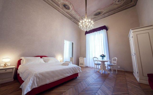 Отель Palazzo D'Oltrarno - Residenza D'Epoca комната для гостей