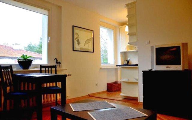 Отель Victus Apartamenty - Gardenia 3 Сопот комната для гостей