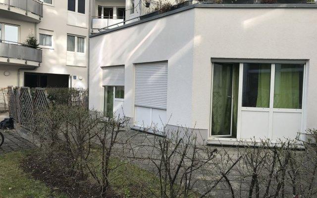Отель Kn Kahtan Boarding House Германия, Мюнхен - отзывы, цены и фото номеров - забронировать отель Kn Kahtan Boarding House онлайн вид на фасад