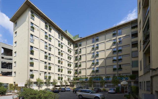 Grand Hotel Adriatico парковка