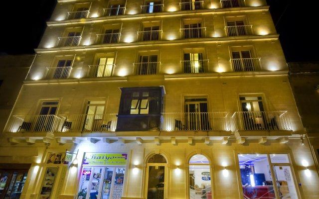 Blubay Apartments by ST Hotel Гзира вид на фасад