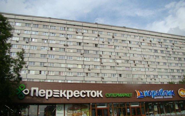 Гостиница Otelplus Volgogradskiy Prospekt 1 вид на фасад