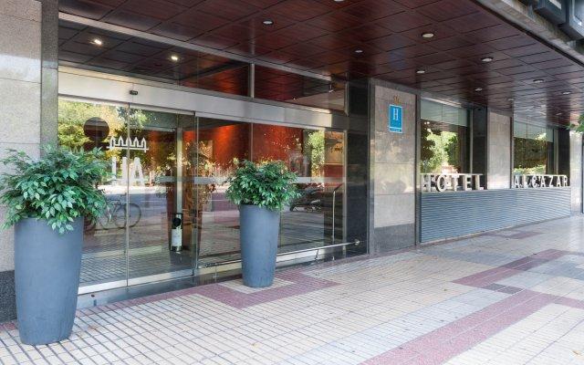 Отель Alcazar Испания, Севилья - отзывы, цены и фото номеров - забронировать отель Alcazar онлайн вид на фасад