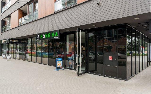 Отель YourSecondFlat Siedmiogrodzka вид на фасад