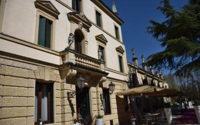 Отель Villa Italia Италия, Падуя - отзывы, цены и фото номеров - забронировать отель Villa Italia онлайн вид на фасад