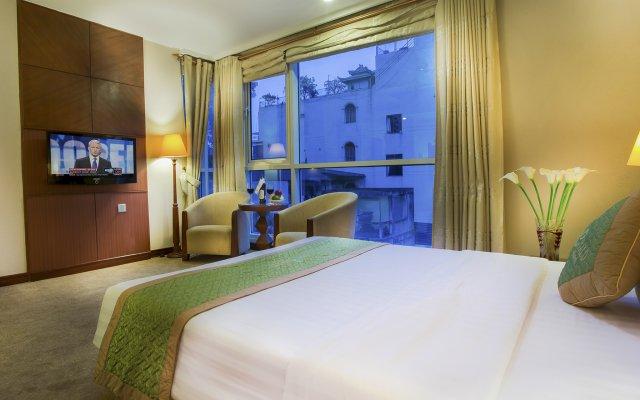 Отель Emerald Hotel Вьетнам, Ханой - отзывы, цены и фото номеров - забронировать отель Emerald Hotel онлайн комната для гостей