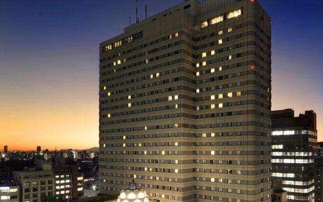 Hotel Metropolitan Tokyo Ikebukuro вид на фасад