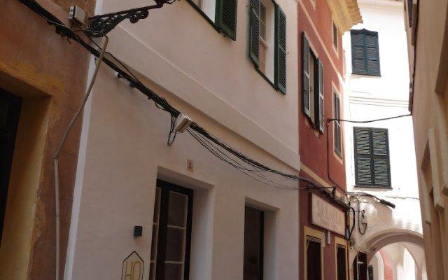 Отель HoMe Hotel Menorca Испания, Сьюдадела - отзывы, цены и фото номеров - забронировать отель HoMe Hotel Menorca онлайн вид на фасад