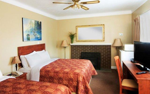 Отель Travellers Haven Motel Канада, Оттава - отзывы, цены и фото номеров - забронировать отель Travellers Haven Motel онлайн комната для гостей