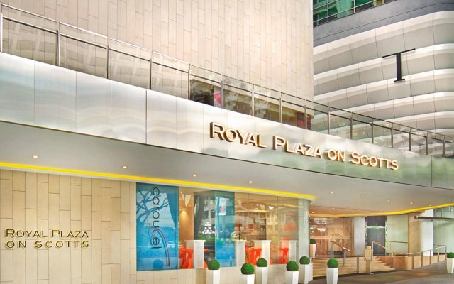Royal Plaza on Scotts - Singapura