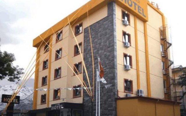 Kayzer Hotel Турция, Кайсери - отзывы, цены и фото номеров - забронировать отель Kayzer Hotel онлайн вид на фасад