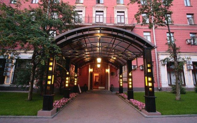 Гостиница Максима Заря в Москве - забронировать гостиницу Максима Заря, цены и фото номеров Москва вид на фасад