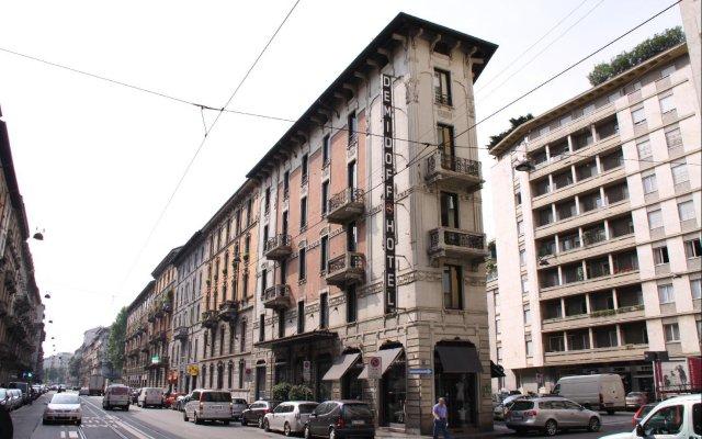 Отель Demidoff Италия, Милан - 14 отзывов об отеле, цены и фото номеров - забронировать отель Demidoff онлайн вид на фасад