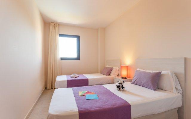 Отель Pierre & Vacances Residence Salou Испания, Салоу - отзывы, цены и фото номеров - забронировать отель Pierre & Vacances Residence Salou онлайн вид на фасад