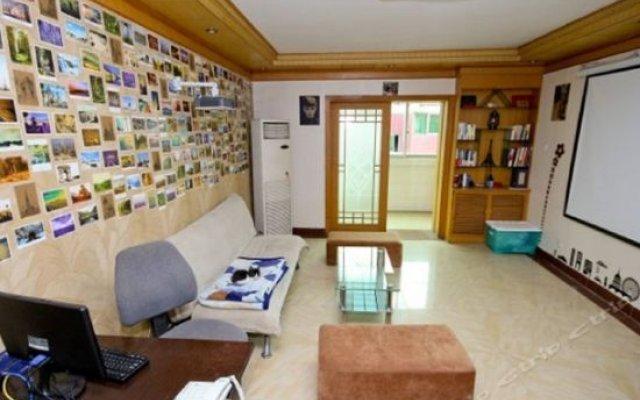 Отель Jianjia Cangcang Youth Hostel Китай, Сиань - отзывы, цены и фото номеров - забронировать отель Jianjia Cangcang Youth Hostel онлайн комната для гостей