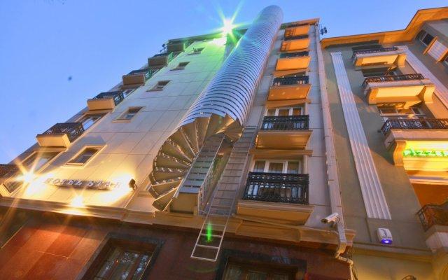 Отель Taksim Star Express Стамбул вид на фасад