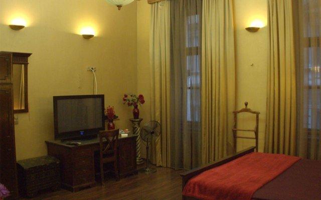 Отель Budapest Royal Suites Будапешт комната для гостей