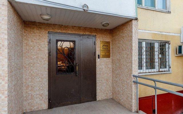 Мини-отель Бонжур Южное Бутово вид на фасад