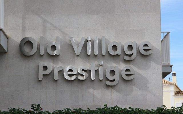 Отель Old Village & Prestige вид на фасад