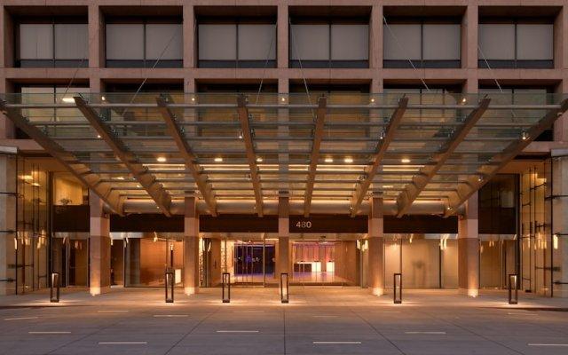 Отель L'Enfant Plaza Hotel США, Вашингтон - отзывы, цены и фото номеров - забронировать отель L'Enfant Plaza Hotel онлайн вид на фасад