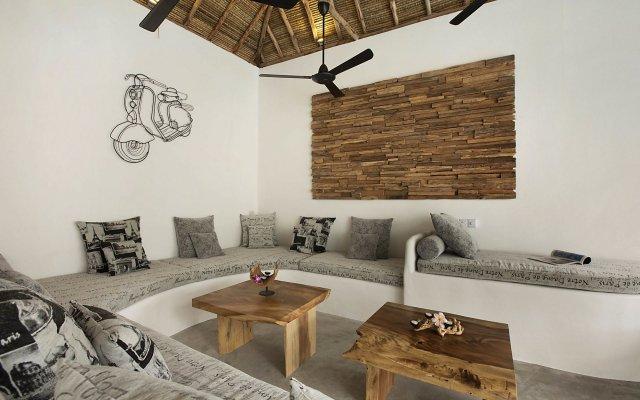 Отель Aditaya Pool Beach Villas Самуи комната для гостей