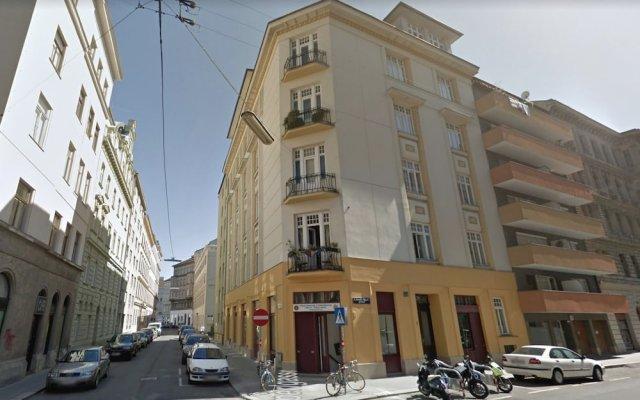 Апартаменты My City Apartments - Luxury & Good Vibes Вена вид на фасад