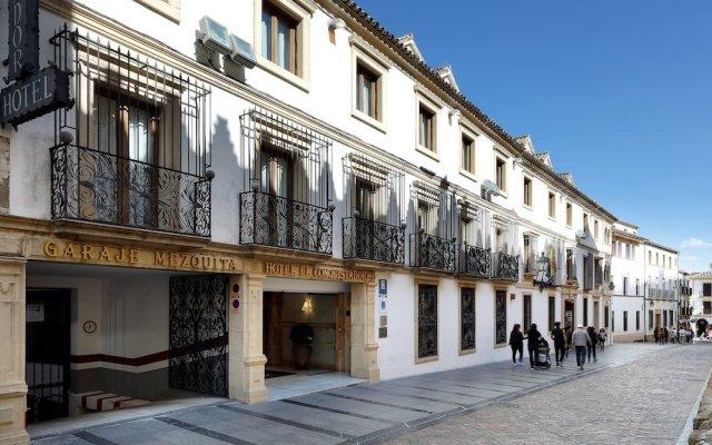 Отель Eurostars Conquistador Испания, Кордова - 1 отзыв об отеле, цены и фото номеров - забронировать отель Eurostars Conquistador онлайн вид на фасад