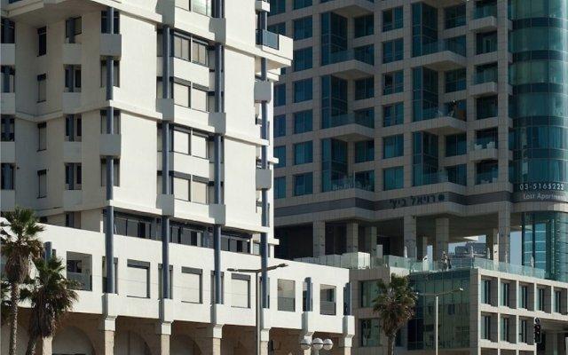Sea N' Rent Selected Apartments Израиль, Тель-Авив - отзывы, цены и фото номеров - забронировать отель Sea N' Rent Selected Apartments онлайн вид на фасад