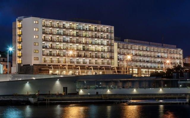 Отель Marina Atlântico Португалия, Понта-Делгада - отзывы, цены и фото номеров - забронировать отель Marina Atlântico онлайн вид на фасад