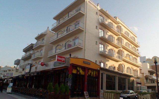 Отель JS Horitzó вид на фасад