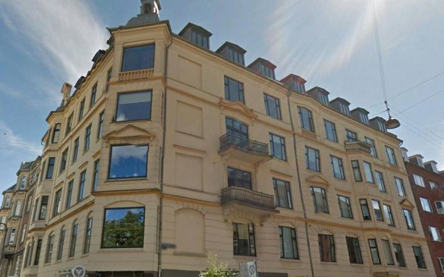 Отель Nordre Frihavnsgade 30 вид на фасад