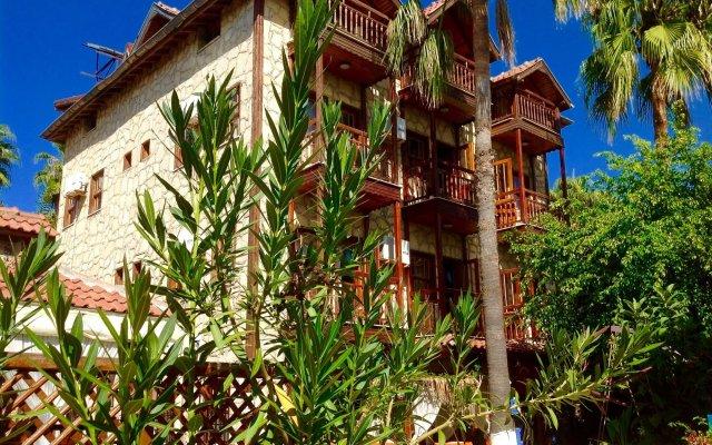 Tuana Hotel Турция, Сиде - отзывы, цены и фото номеров - забронировать отель Tuana Hotel онлайн вид на фасад