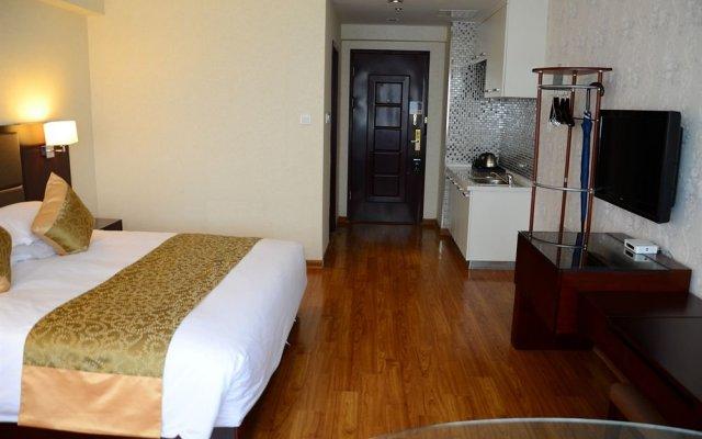 Отель Sweetome Vacation Rentals Wanda Plaza Китай, Сямынь - отзывы, цены и фото номеров - забронировать отель Sweetome Vacation Rentals Wanda Plaza онлайн комната для гостей