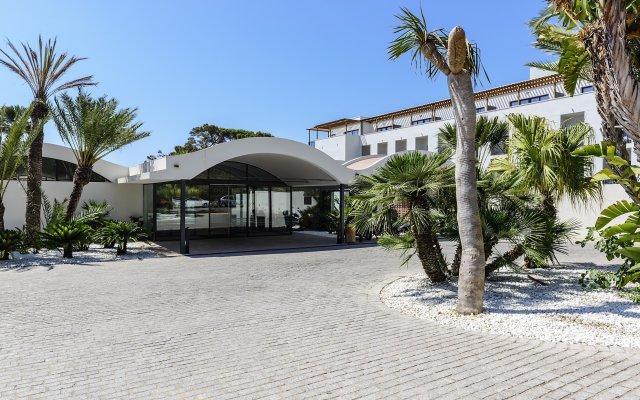 Отель Estival ElDorado Resort вид на фасад