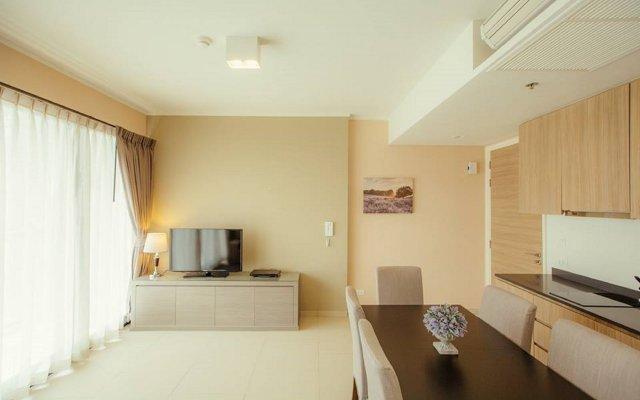 Отель Zire Wongamart B1502 Паттайя комната для гостей